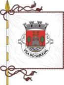 Bandeira do município do Sabugal