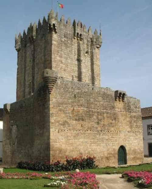 Torre de Menagem - Castelo de Chaves