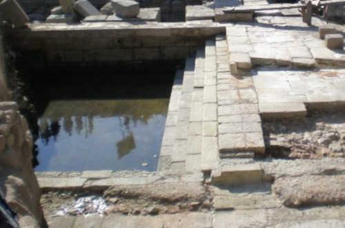 Ruínas das Termas Romanas de Aquae Flaviae
