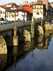 Cidade de Chaves Portugal