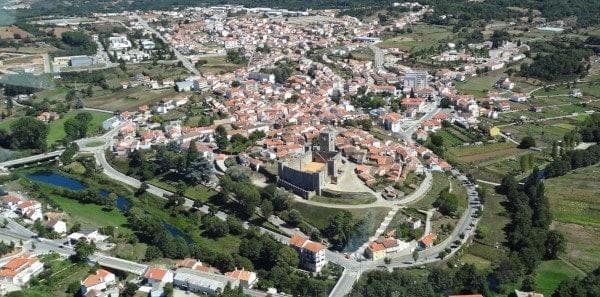 Cidade do Sabugal Portugal