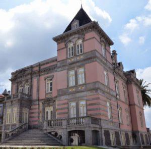 Edifício do Arquivo Municipal é um exemplo da arquitetura dos brasileiros