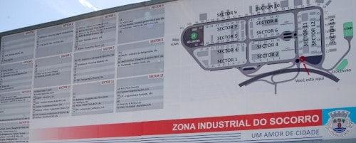 Zona Industrial do Socorro
