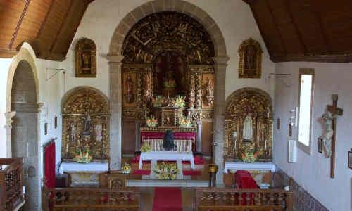 Igreja Matriz do Couto do Mosteiro