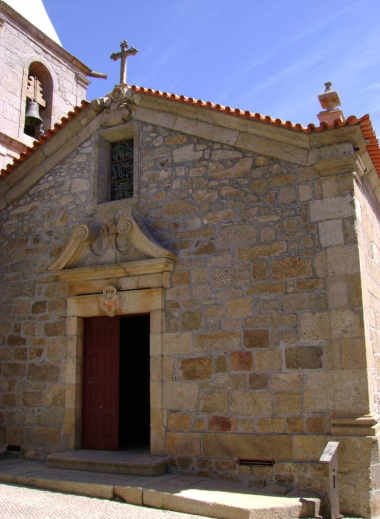 Igreja Matriz do Sabugal Portugal