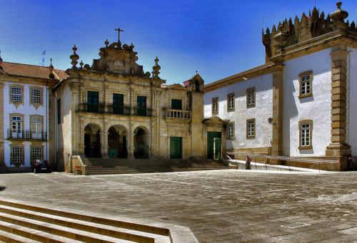 Igreja da Misericórdia em Chaves