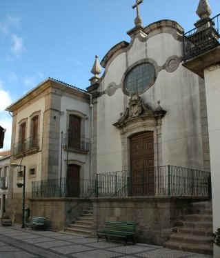 Igreja da Misericórdia em Santa Comba Dão