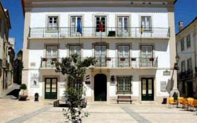 Cidade de Abrantes, Portugal
