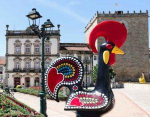 Barcelos Portugal - a cidade do galo