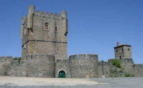 Castelo de Bragança Portugal