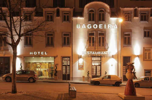 Hotel Bagoeira na cidade de Barcelos