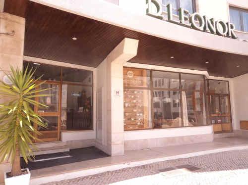 Hotel D. Leonor nas Caldas da Rainha