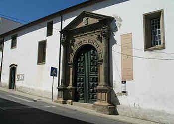 Igreja conventual de Nossa Senhora das Graças em Bragança