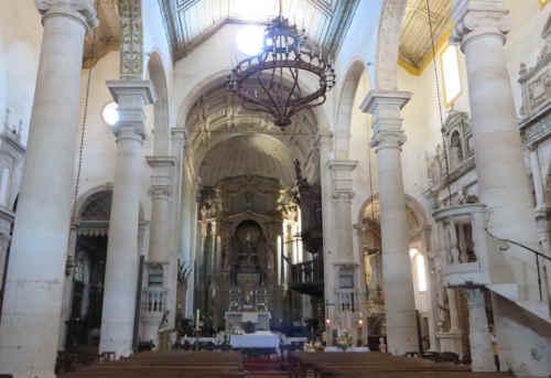 Igreja de São João Batista em Abrantes