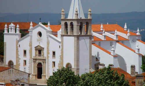 Igreja de São Vicente em Abrantes