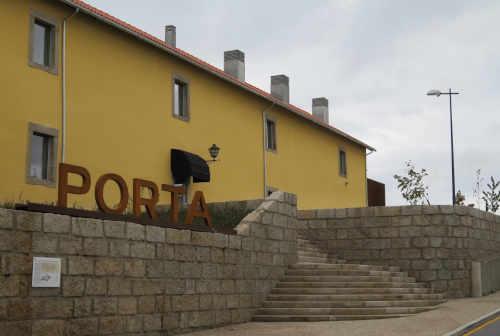 Restaurante Porta em Bragança