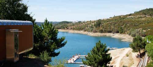 Praia fluvial Aldeia do Mato em Abrantes