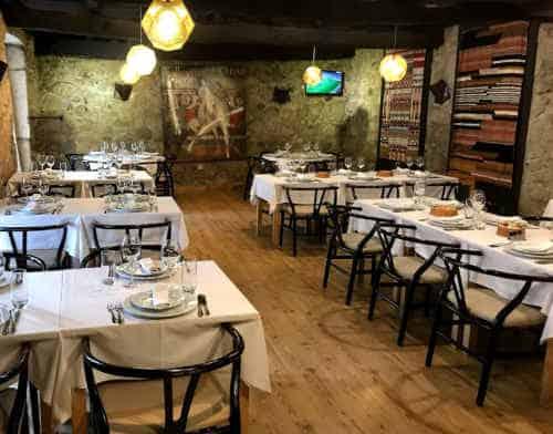 Restaurante Casa dos Arcos em Barcelos