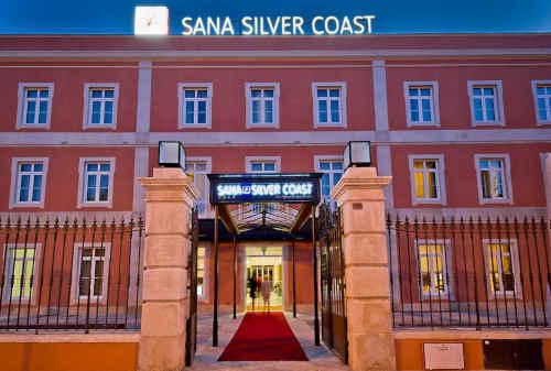 Hotel SANA Silver Coast nas Caldas da Rainha