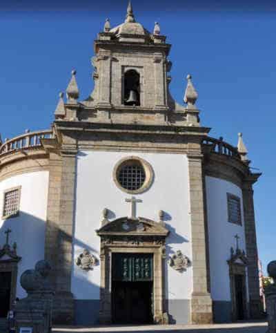 Templo do Senhor Bom Jesus da Cruz em Barcelos Portugal