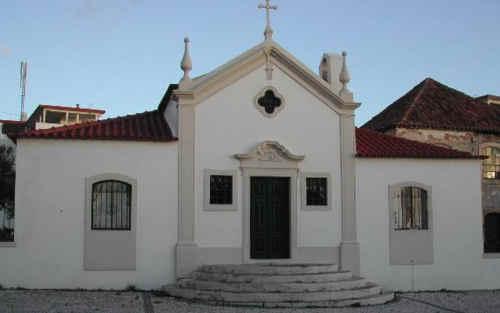 Capela de Nossa Senhora da Encarnação em Redondos (Figueira da Foz) - Fachada principal