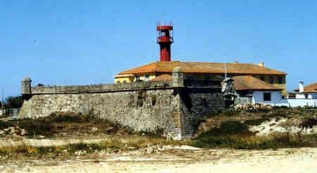 Forte de São João Baptista e Farol - Esposende Portugal