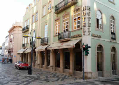 Hotel Aliança na Figueira da Foz