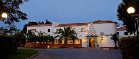 Hotel Santa Luzia em Elvas (antiga pousada)
