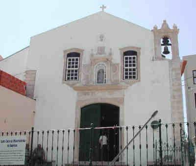 Igreja da Misericórdia de Buarcos (Figueira da Foz) - Fachada principal