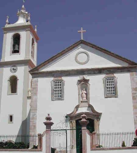 Igreja Paroquial de Buarcos São Pedro na Figueira da Foz