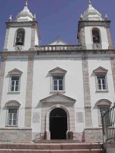 Igreja de São Julião na Figueira da Foz