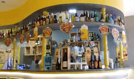 Mercato Bar em Elvas