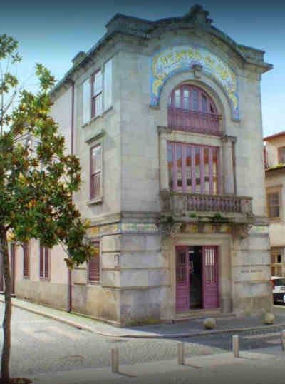 Museu Municipal de Esposende - Fachada principal