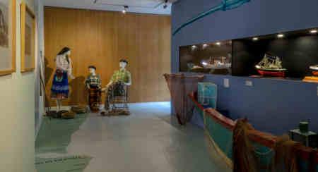 Núcleo Museológico do Mar na Figueira da Foz