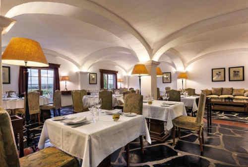 Restaurante da Herdade das Servas em Estremoz - Interior