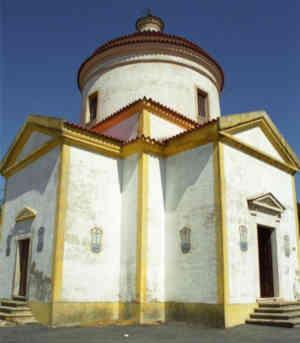 Capela do Calvário em Portalegre, Portugal