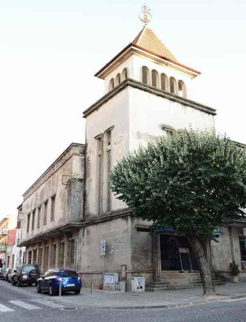 Cine-Teatro Gardunha no Fundão