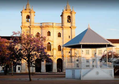 Convento dos Congregados - Edifício da Câmara Municipal de Estremoz / Biblioteca e Museu de Arte Sacra