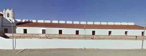 Edifício dos Quartéis de Moura