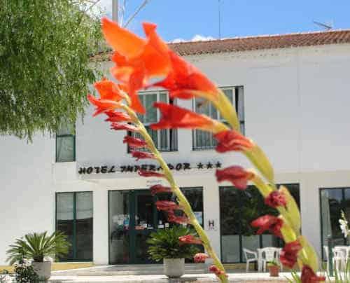 Hotel Imperdor em Estremoz, Portugal