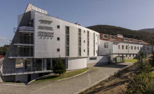 Hotel Principe da Beira no Fundão - Exterior