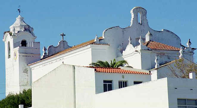 Igreja paroquial de Santo Aleixo da Restauração