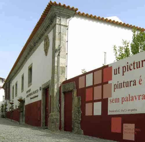Solar Taborda Falcão - atualmente Museu Arqueológico do Fundão