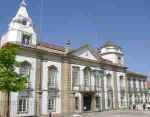 Palácio da Família Avilez em Portalegre (atualmente sede da PSP)