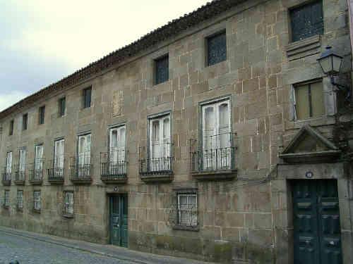 Palácio Tudela Castilho no Fundão
