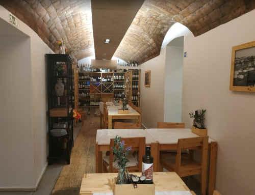 Restaurante Alecrim em Estremoz - Interior