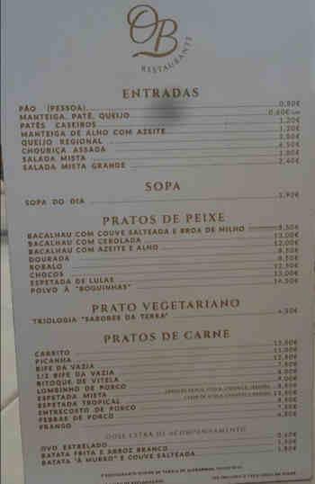 Restaurante O Boguinhas