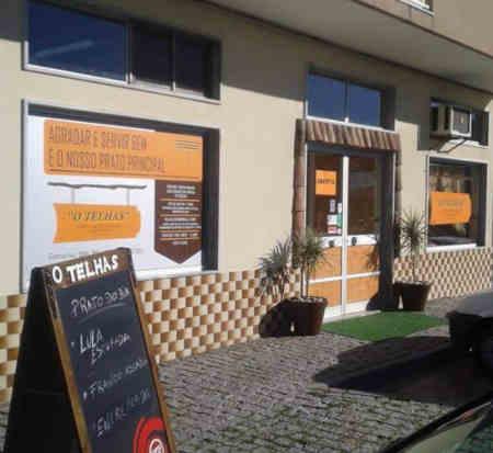 Restaurante O Telhas na cidade do Fundão Portugal