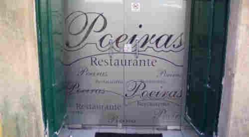 Restaurante Poeiras em Portalegre