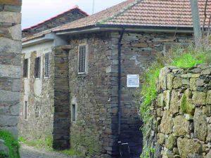 Aldeia de Quintandona no concelho de Penafiel
